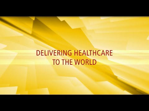 Delivering healthcare to the world