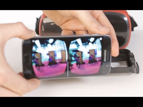 How to Play VR Apps On Android & iPhone - Virtual Reality Headset