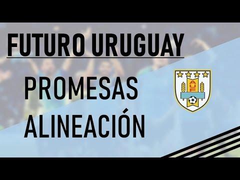La gran URUGUAY del futuro que para el Mundial del QATAR 2022: Once y jugadores a tener en cuenta