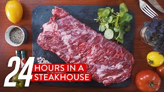 24 Hours In A Steakhouse: SKIRT Restaurant