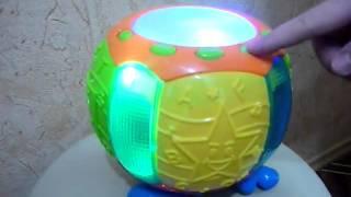 Видеообзор детская игрушка - Детский барабан (kidtoy.in.ua)(Заказать: https://vk.com/album-47667519_169903801 Интернет-магазин детских игрушек и хозтоваров KIDTOY - http://kidtoy.in.ua ВК - http://vk.com/ki..., 2014-11-30T19:00:24.000Z)