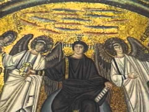 Ravenna. The capital of mosaics
