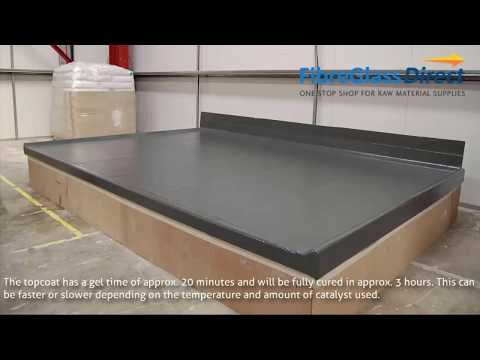 Complete GRP / Fibreglass Roof Installation