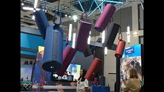 UE Boom 3 and Megaboom 3. 10 differences from the previous generation. IFA 2018.