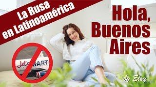 La falla en el avion l JetSmart l Room tour en Buenos Aires