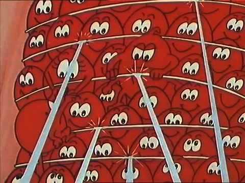 Las plaquetas. 6Érase una vez la vida. El cuerpo humano.