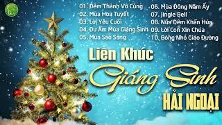 Đêm Thánh Vô Cùng - Những Bài Hát Giáng Sinh Nhẹ Nhàng Linh Thiêng - Nhạc Noel Hay Nhất Mọi Thời Đại