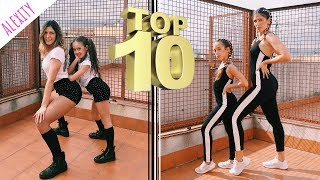 DANCE - ⚠️ RANĶING TOP 10 2018 - FAMILY GOALS