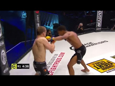 CW98: Kingsley Crawford vs Antanas Jazbutis