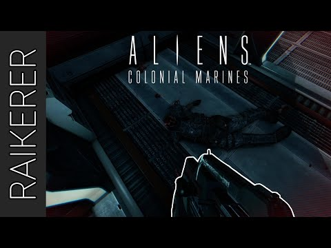 Aliens: Colonial Marines - Part 1  