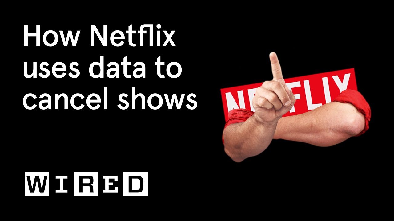 Why Netflix keeps cancelling your favourite shows | WIRED Explains