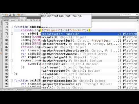 IndexedDB with JQueryMobile - (Final) Part 2
