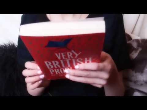 ASMR ~ My Favourite Books ~ Tapping & Scratching
