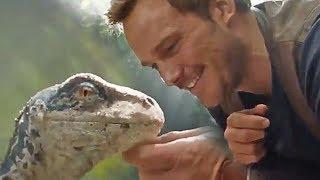 Jurassic World 2: Fallen Kingdom | official FIRST LOOK clip (2018)