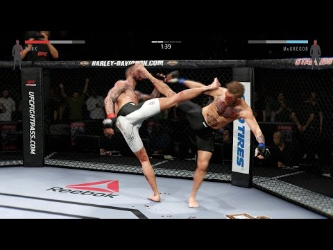 EA Sports UFC 2: Quick Look