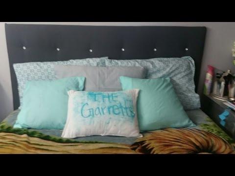 No Sew 10$ Pillows |A Fearless Fatgirl DIY |#HouseToHomeEdition