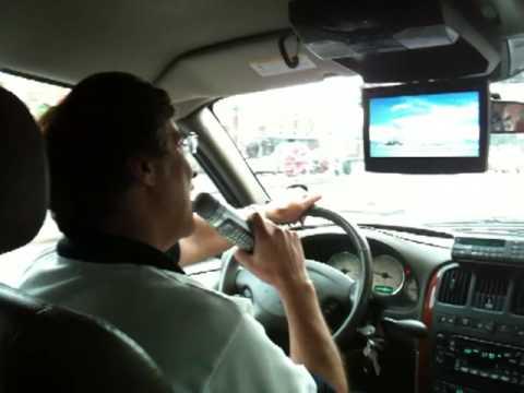 karaoke taxi sweden