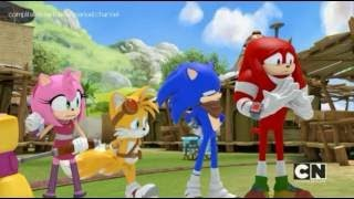 Скачать Funny Amy SonAmy Moments In Sonic Boom Compilation