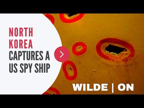INSIDE NORTH KOREA | THE USS PUEBLO