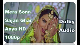 Mubarakaan Mera Sona Sajan Ghar Aaya HD 1080p   Dil Pardesi Ho Gaya Songs   Dolby HD Audio 1080p