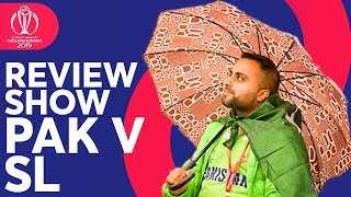 The Review - Pakistan vs Sri Lanka | Wasim Akram On Abandoned Match | ICC Cricket World Cup 2019