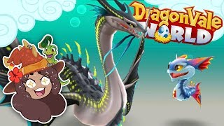 DragonVale World Gameplay Part 2 - Breeding Rainbow Dragon