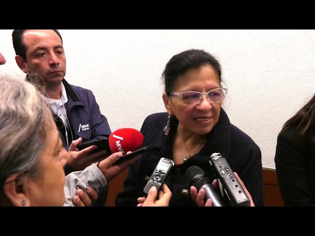 Entrevista Presidenta de CDHCM, Nashieli Ramírez, Recomendaciones 20, 21, 22 y 23/2019