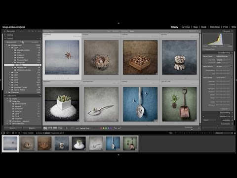 how to move files from lightroom to external hard drive