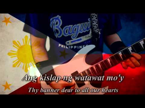 Lupang Hinirang-Philippine Anthem [Cover By DAR]