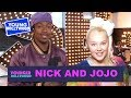 watch he video of Nick Cannon & JoJo Siwa: Backstage Tour of the Shorties!