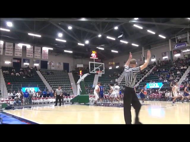 Game Highlights Boys' Varsity: Hoosick Falls 49 vs Lake George 61 (F)