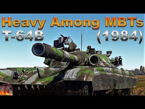 WT || T-64B - Not So Stronk thumbnail