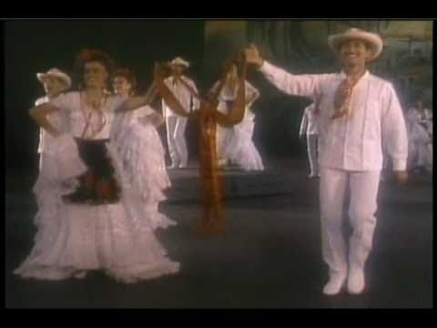 ''LA BAMBA''Ballet Folklorico De Amalia Hernandez.wmv