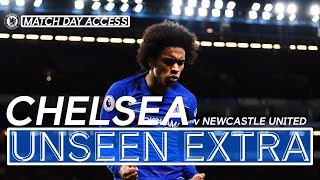 THAT Unbelievable #Luiz No-Look Assist, #Willian's Worldie Winner | Tunnel Access