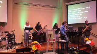 Missions Emphasis Sunday. October 11, 2020