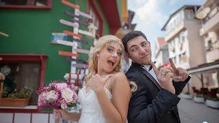 Bursa / Gemlik'te Bir Düğün Hikayesi Yağmur + Tolga Wedding Stories Bursa