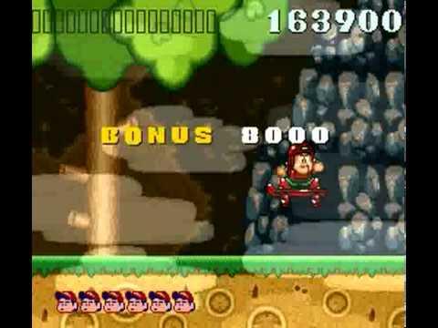 Super Adventure Island (SNES) - Longplay