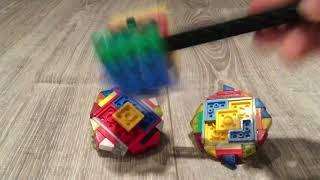 Як зробити з Лего BEYBLADE?