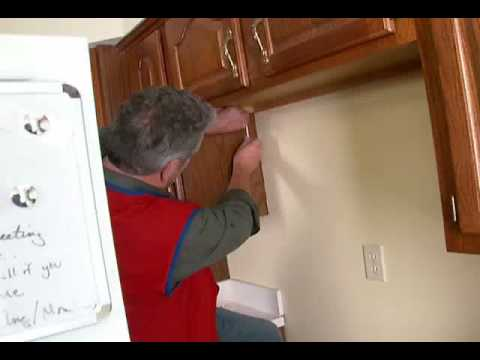 How to install low voltage under cabinet lightning youtube mozeypictures Images
