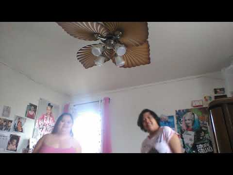 Mehie and Chelsea dancing moved
