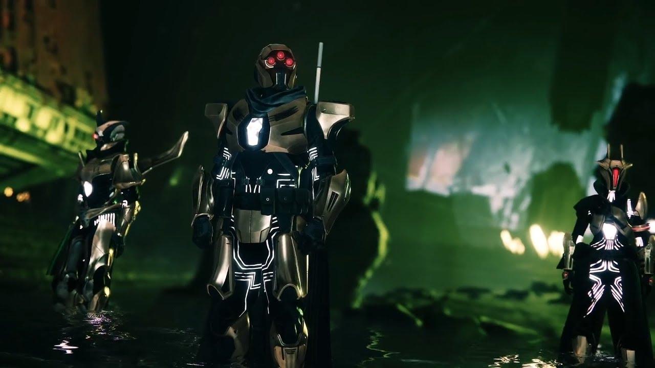 Destiny 2 ➤ Прохождение #26 ➤ Компания #1 ➤ Классика Красная Война