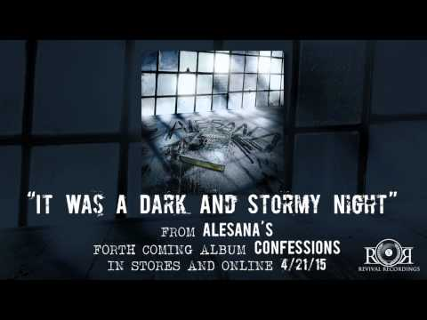 Клип Alesana - It Was A Dark And Stormy Night