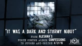 ALESANA - It Was A Dark And Stormy Night (Official Stream)