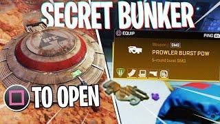A Secret Bunker is OPEN in Apex Legends! (Guaranteed Legendary Gun Spawn)