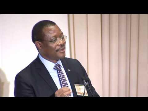 Afternoon Keynote 2012: Arnold Ekpe (CEO Ecobank Group)