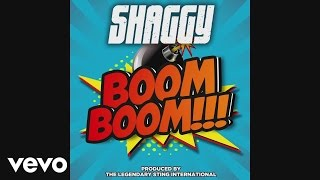 Shaggy - Boom Boom (Audio) ft. Shhhean