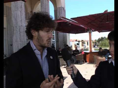 Fanucci parla dell'orientamento al futuro del Comune di Montecatini Terme