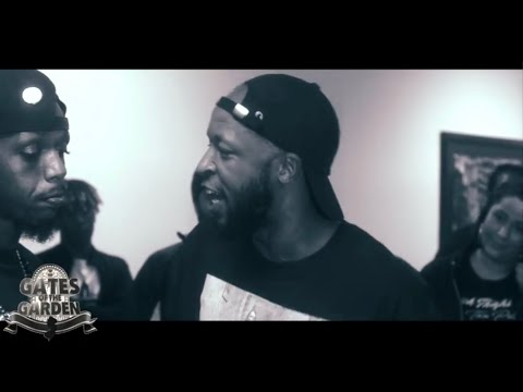 XCEL VS RI 28 GRAMS | GATES OF THE GARDEN | RAP BATTLE