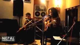 Bistarai : Rohit John Chettri - Live