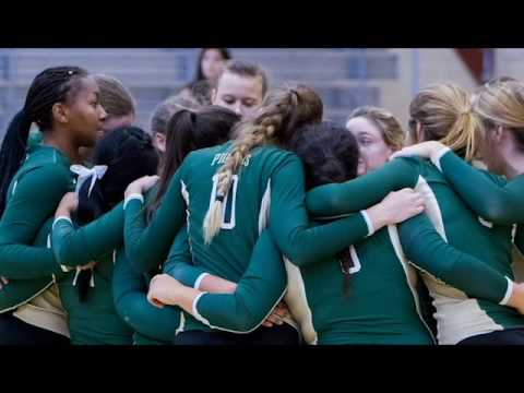 Pacific Union College 2015-2016 Volleyball Highlights